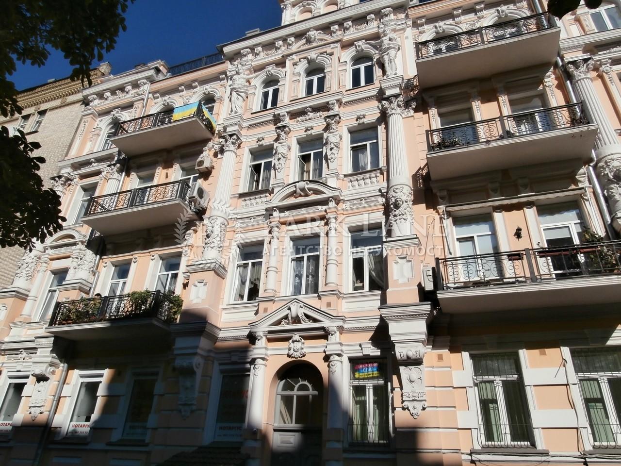 Квартира ул. Антоновича (Горького), 23, Киев, Z-587429 - Фото 19