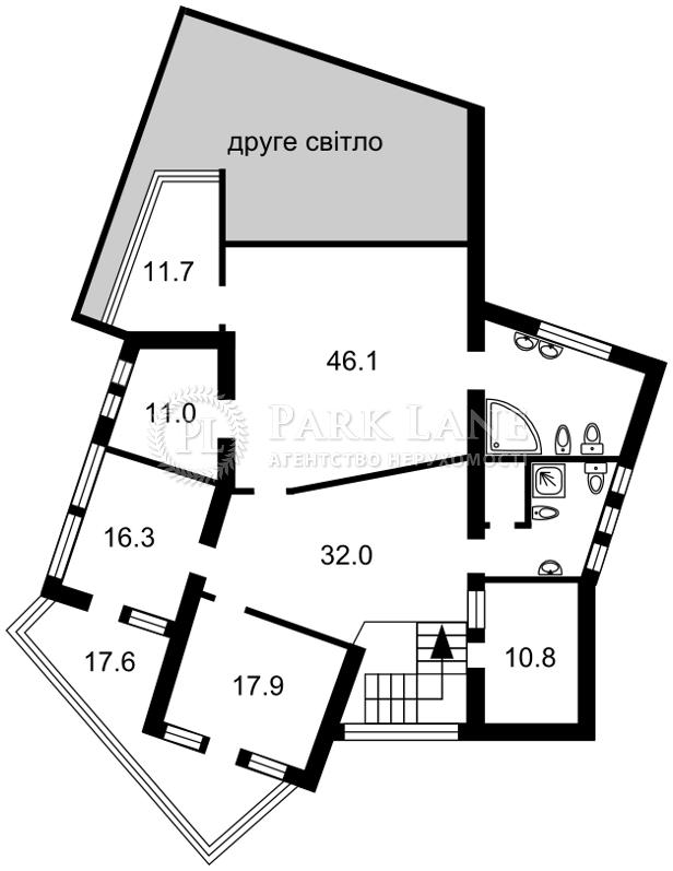 Будинок Артезіанський пров., Київ, K-2965 - Фото 3