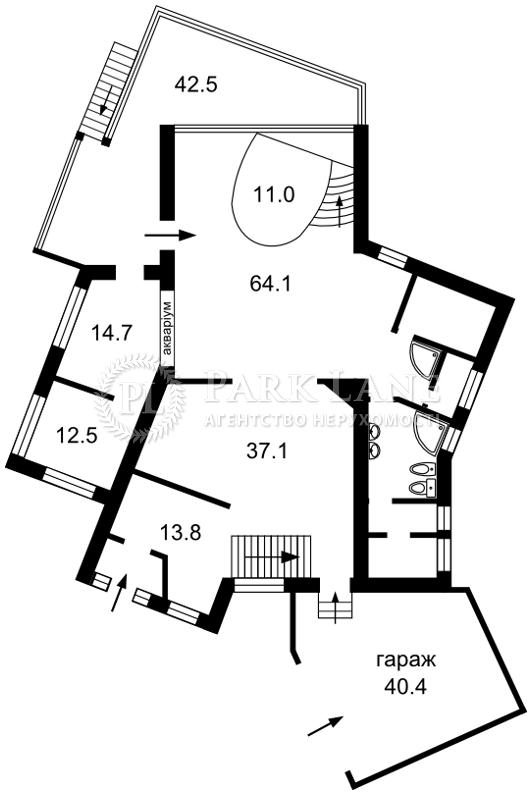 Дом Артезианский пер., Киев, K-2965 - Фото 2