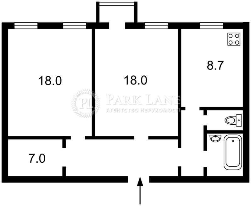 Квартира вул. Електриків, 30, Київ, A-79909 - Фото 2