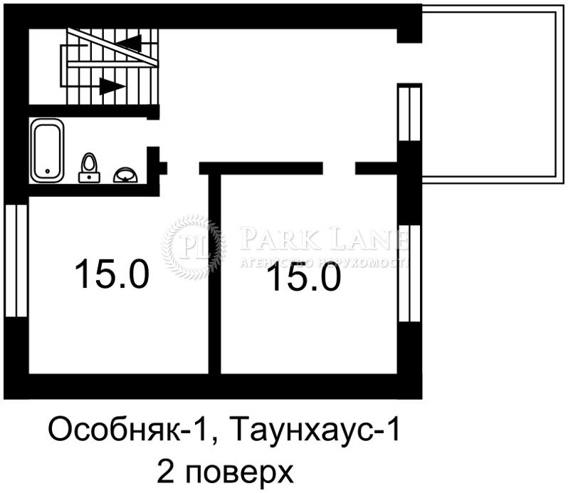 Дом ул. Добрый Путь, Киев, Z-963223 - Фото 3