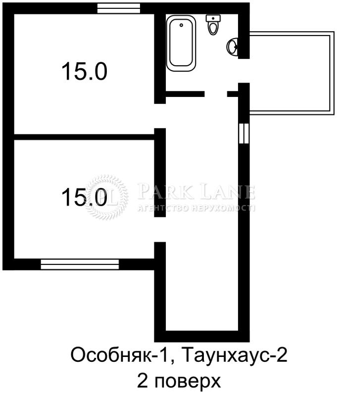 Дом ул. Добрый Путь, Киев, Z-963223 - Фото 6