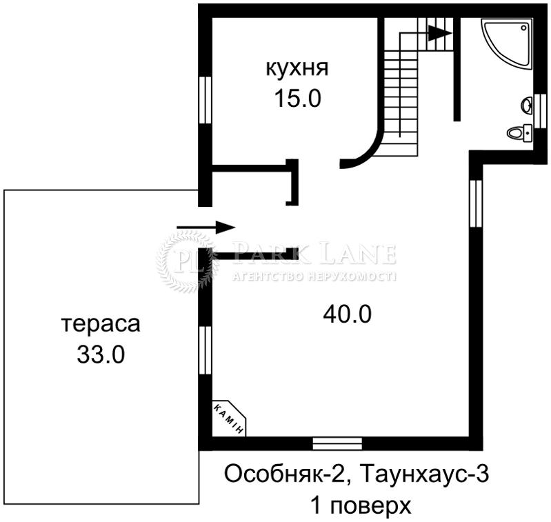 Дом ул. Добрый Путь, Киев, Z-963223 - Фото 10