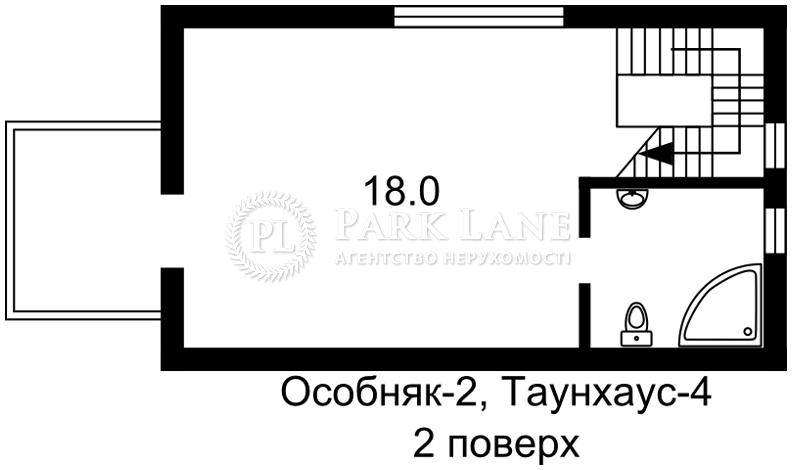 Дом ул. Добрый Путь, Киев, Z-963223 - Фото 13