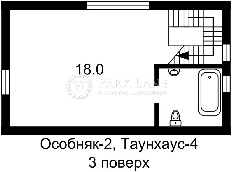 Дом ул. Добрый Путь, Киев, Z-963223 - Фото 14