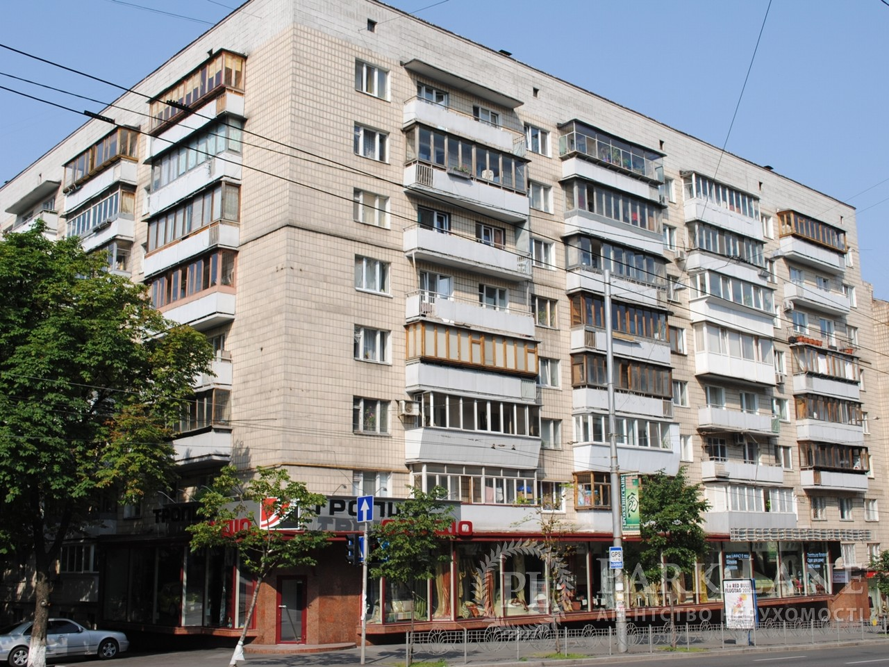 Нежитлове приміщення, вул. Саксаганського, Київ, B-96785 - Фото 1