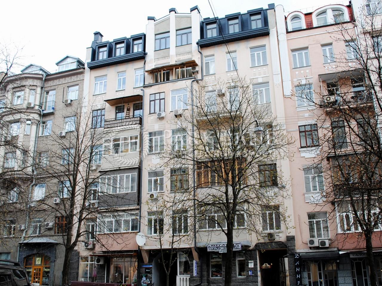 Квартира ул. Антоновича (Горького), 3, Киев, C-89114 - Фото 1