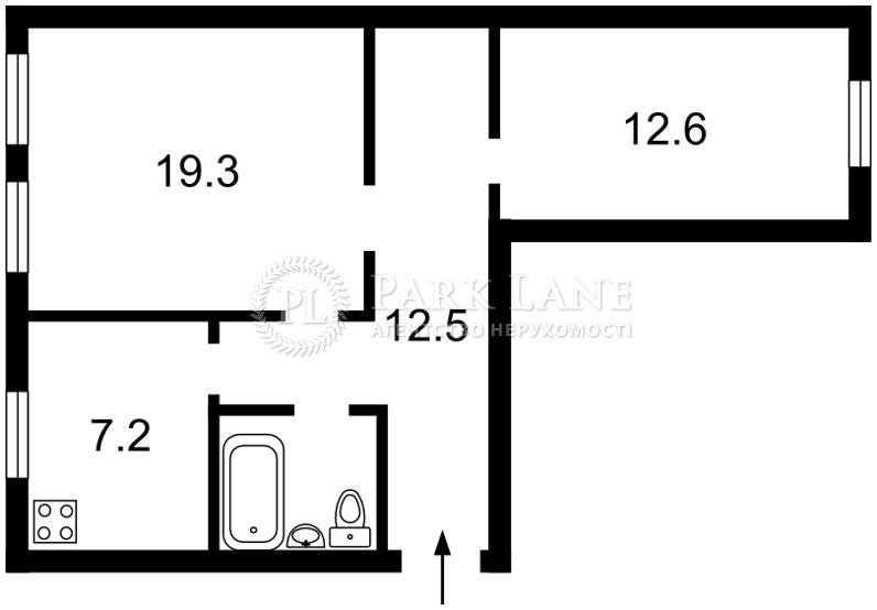 Квартира Z-1416683, Телиги Елены, 39в, Киев - Фото 3