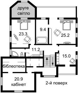 Дом Z-1467016, Верхнегорская, Киев - Фото 6