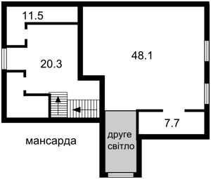 Дом Z-1467016, Верхнегорская, Киев - Фото 7