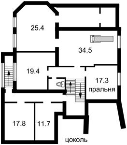 Дом Z-1467016, Верхнегорская, Киев - Фото 4