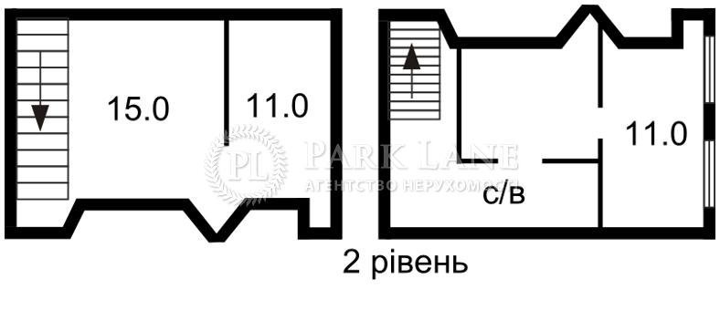 Квартира ул. Толстого Льва, 5, Киев, H-3305 - Фото 3