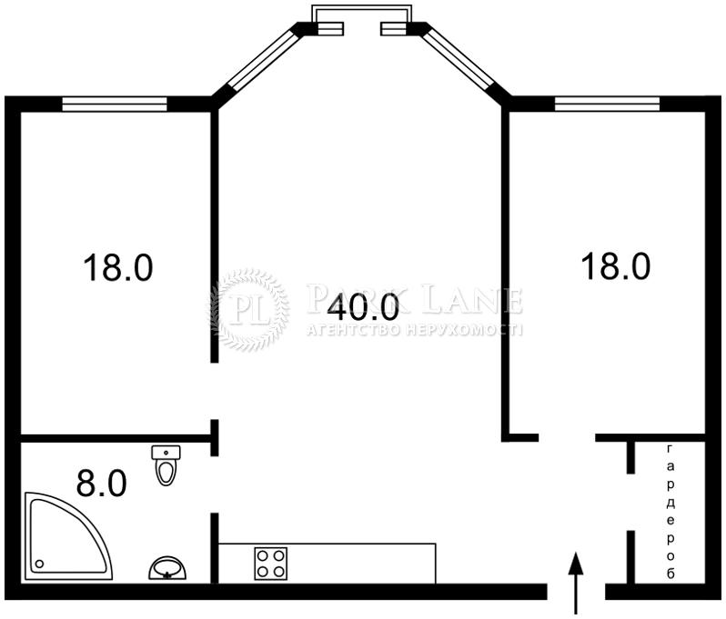 Квартира ул. Полтавская, 10, Киев, X-11133 - Фото 2