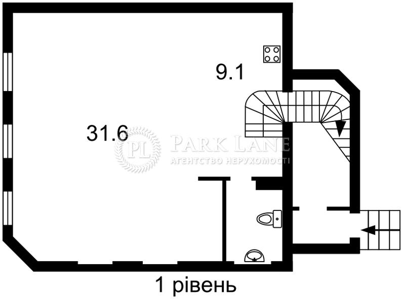 Офис, B-89419, Владимирская, Киев - Фото 2