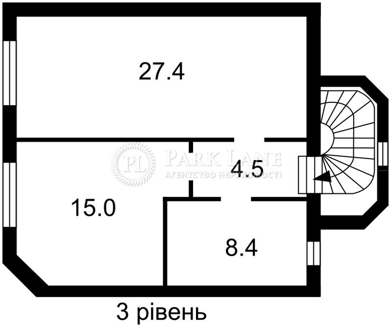 Офис, B-89419, Владимирская, Киев - Фото 4