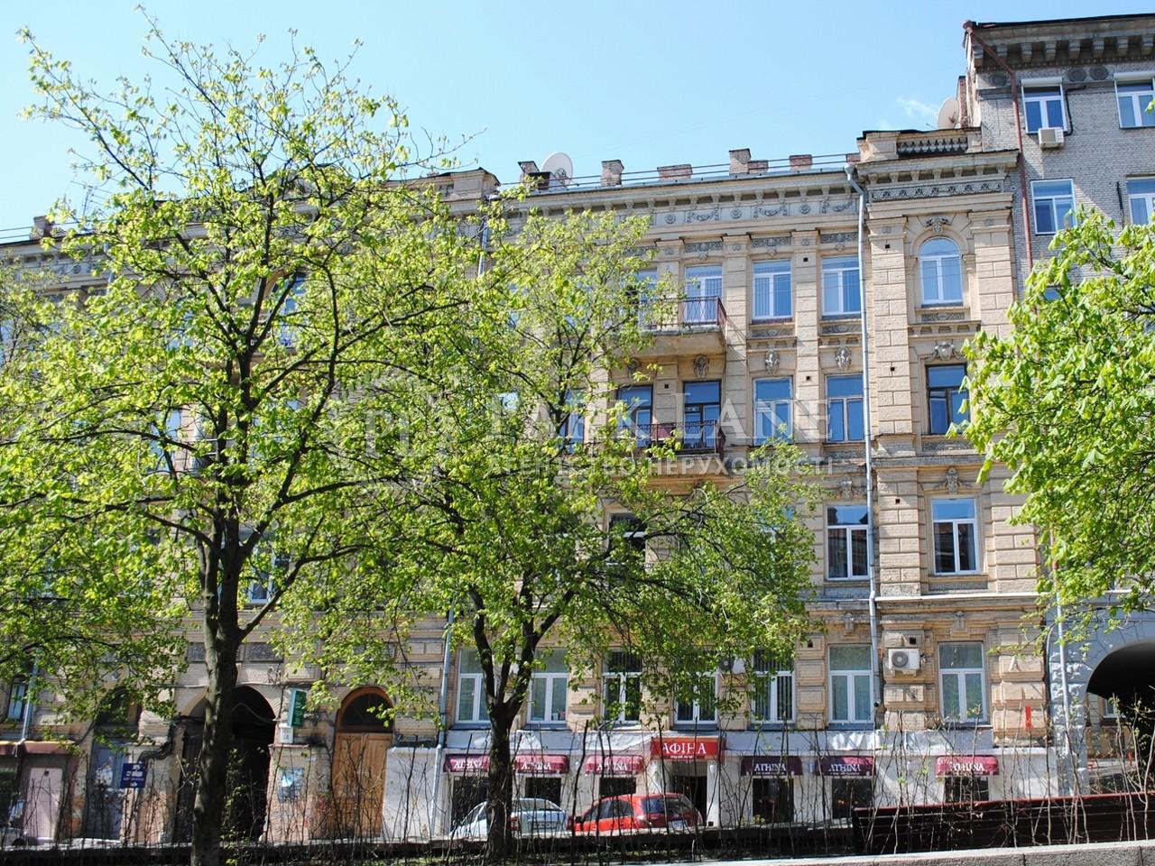 Квартира ул. Антоновича (Горького), 14, Киев, J-23791 - Фото 1