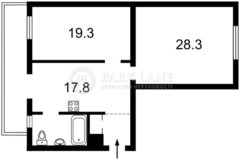 Квартира ул. Банковая, 3, Киев, P-4470 - Фото 2