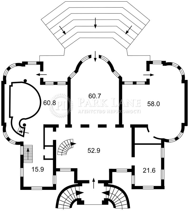 Будинок Козин (Конча-Заспа), J-19811 - Фото 4