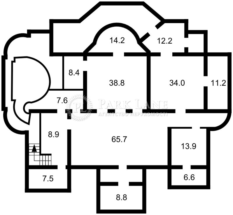 Будинок Козин (Конча-Заспа), J-19811 - Фото 3