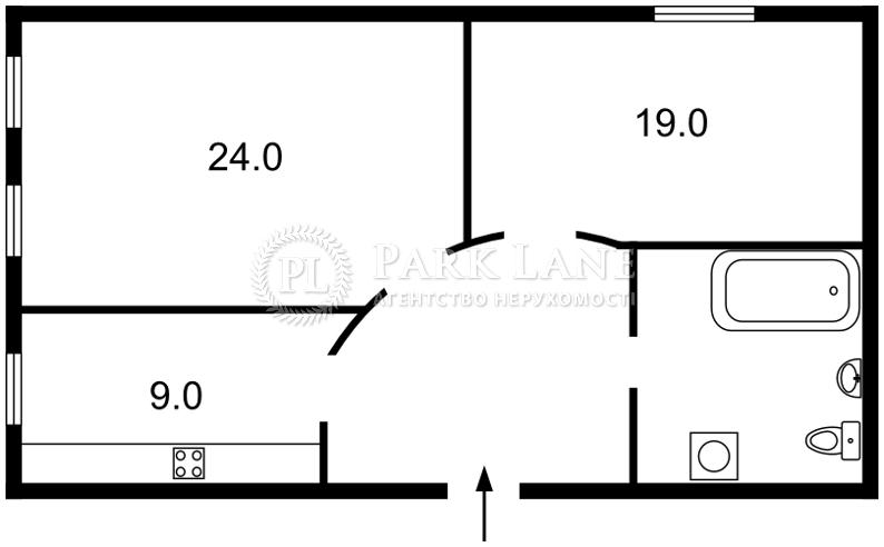 Офіс, вул. В.Житомирська, Київ, Z-895150 - Фото 2
