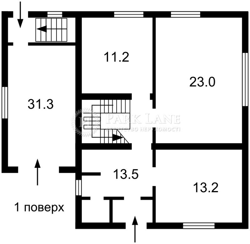 Будинок вул. Садова (Осокорки), Київ, Z-810106 - Фото 4