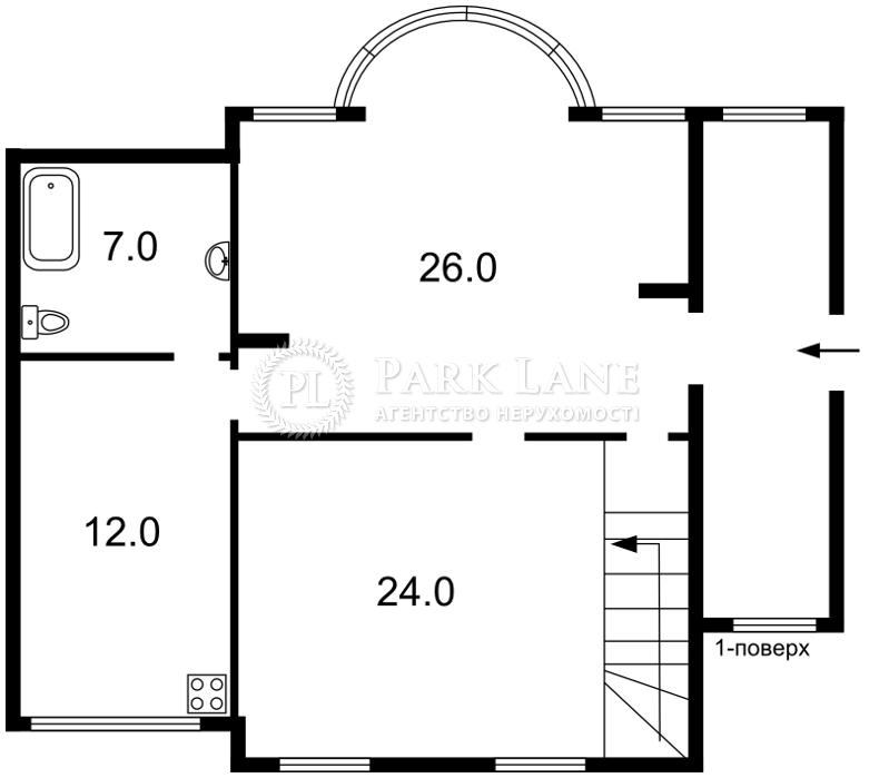 Дом Рожны, X-11761 - Фото 2