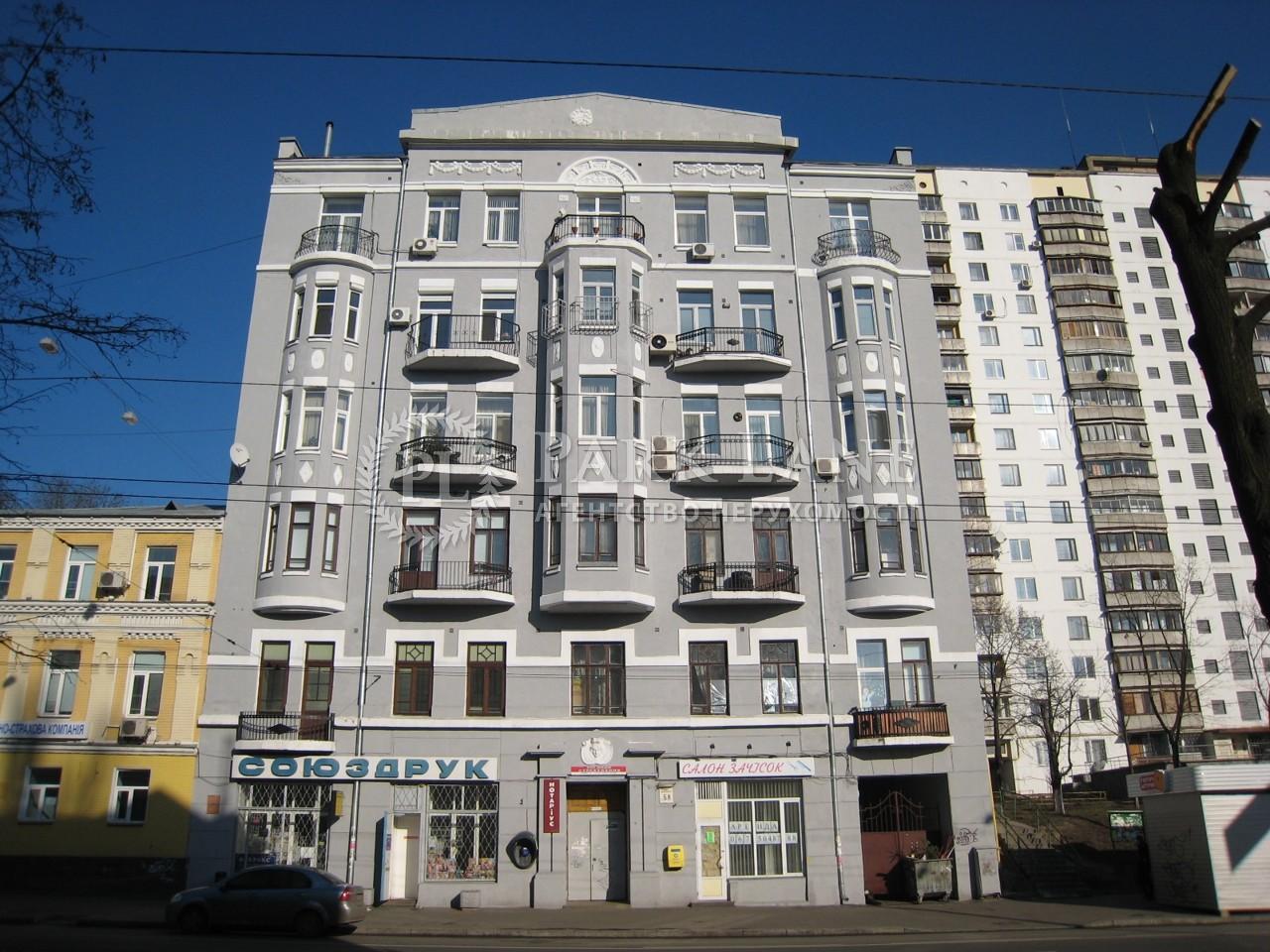 Квартира ул. Саксаганского, 58, Киев, F-34585 - Фото 1