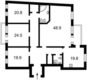 Квартира B-89765, Большая Житомирская, 18а, Киев - Фото 6