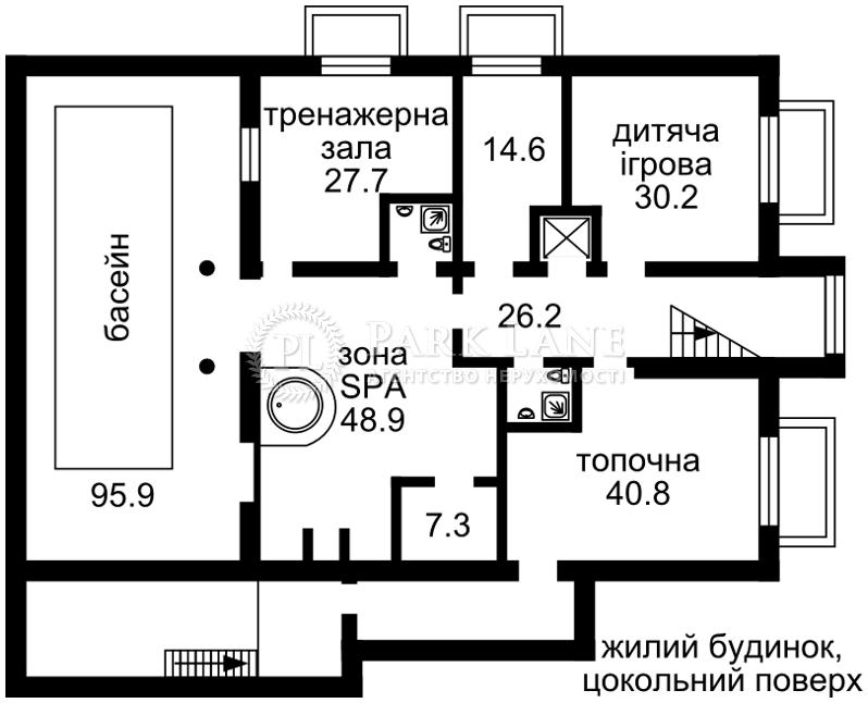 Дом ул. Зверинецкая, Киев, N-14826 - Фото 4