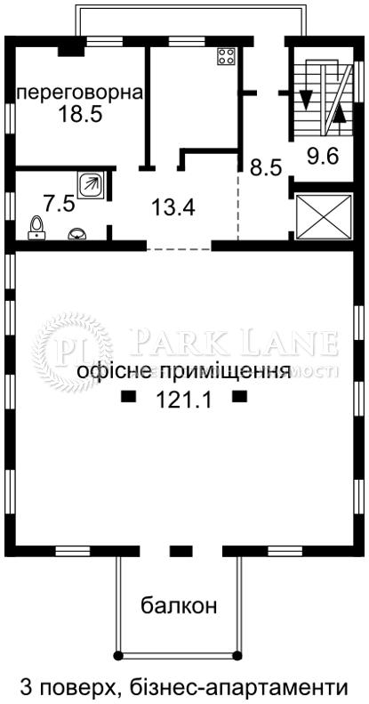 Дом ул. Зверинецкая, Киев, N-14826 - Фото 10
