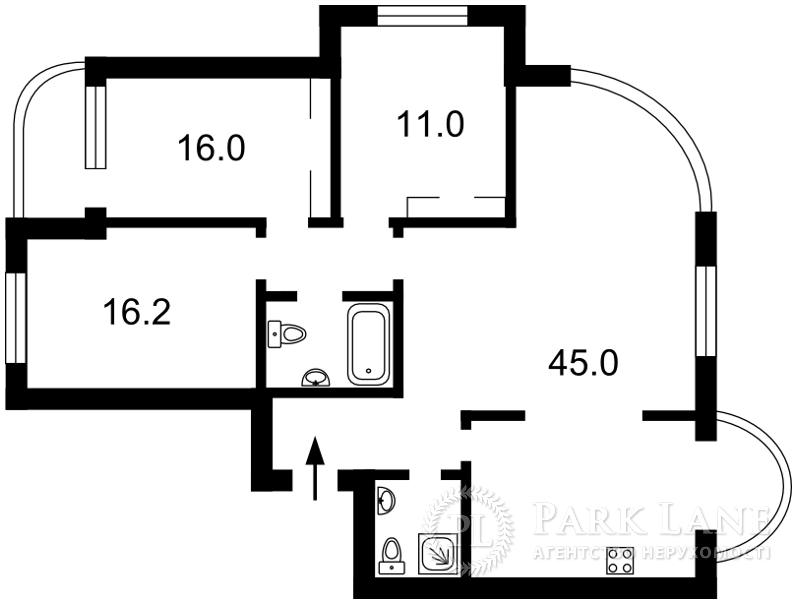 Квартира Z-1521301, Московская, 46/2, Киев - Фото 5