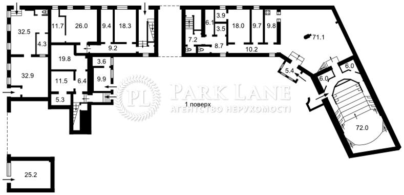 Нежитлове приміщення, D-29095, Сагайдачного П., Київ - Фото 2
