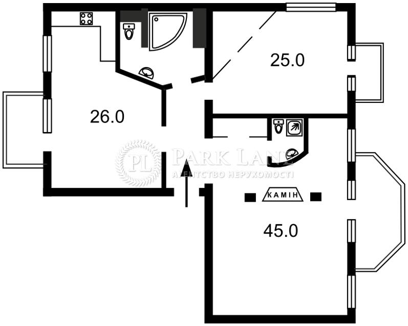 Квартира ул. Лютеранская, 21, Киев, C-63114 - Фото 2