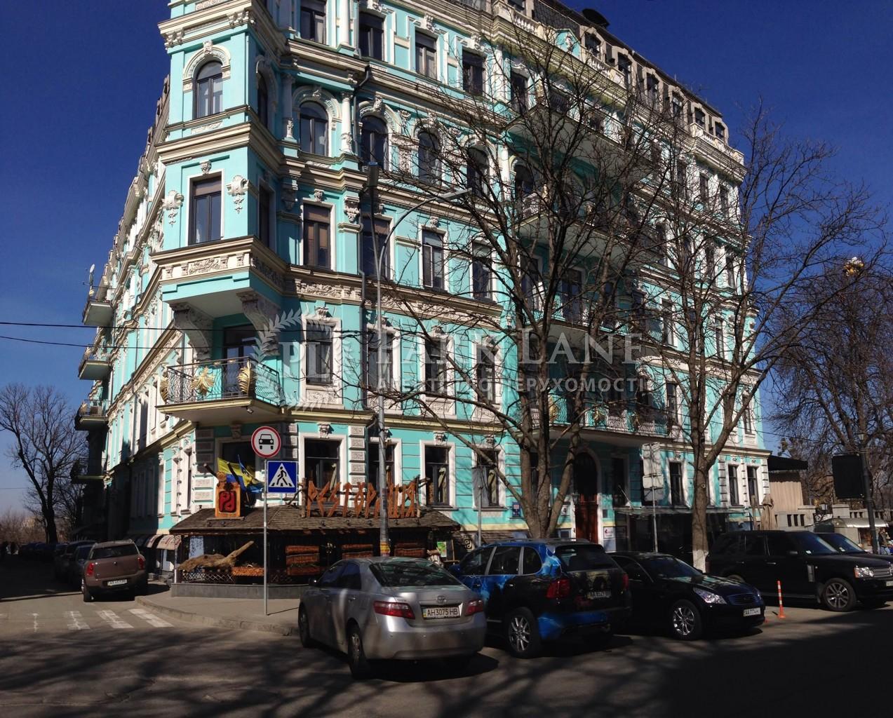 Нежилое помещение, ул. Владимирская, Киев, L-28829 - Фото 1
