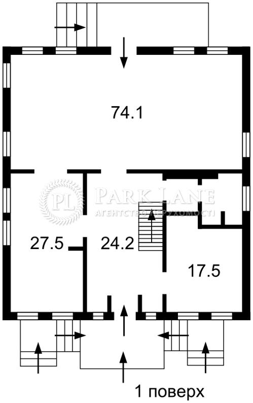 Дом X-15338, Петропавловская Борщаговка - Фото 3