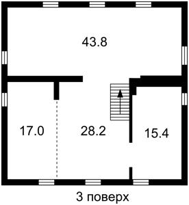 Дом X-15338, Петропавловская Борщаговка - Фото 5