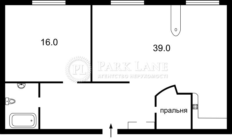 Квартира ул. Драгомирова Михаила, 12, Киев, X-15326 - Фото 2