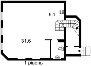 Квартира B-70579, Владимирская, 43, Киев - Фото 3