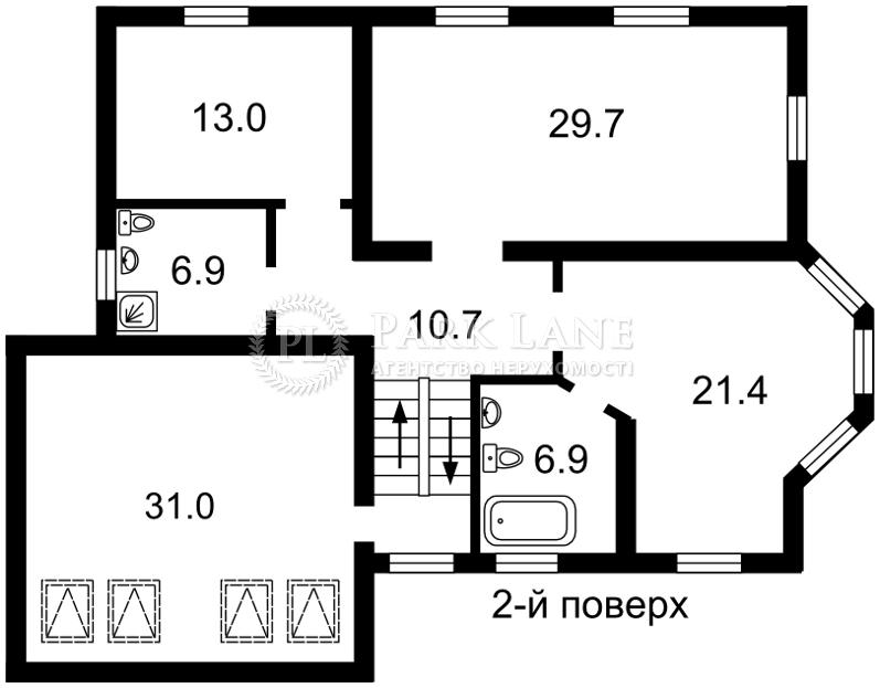 Дом Вита-Почтовая, Z-1161283 - Фото 3