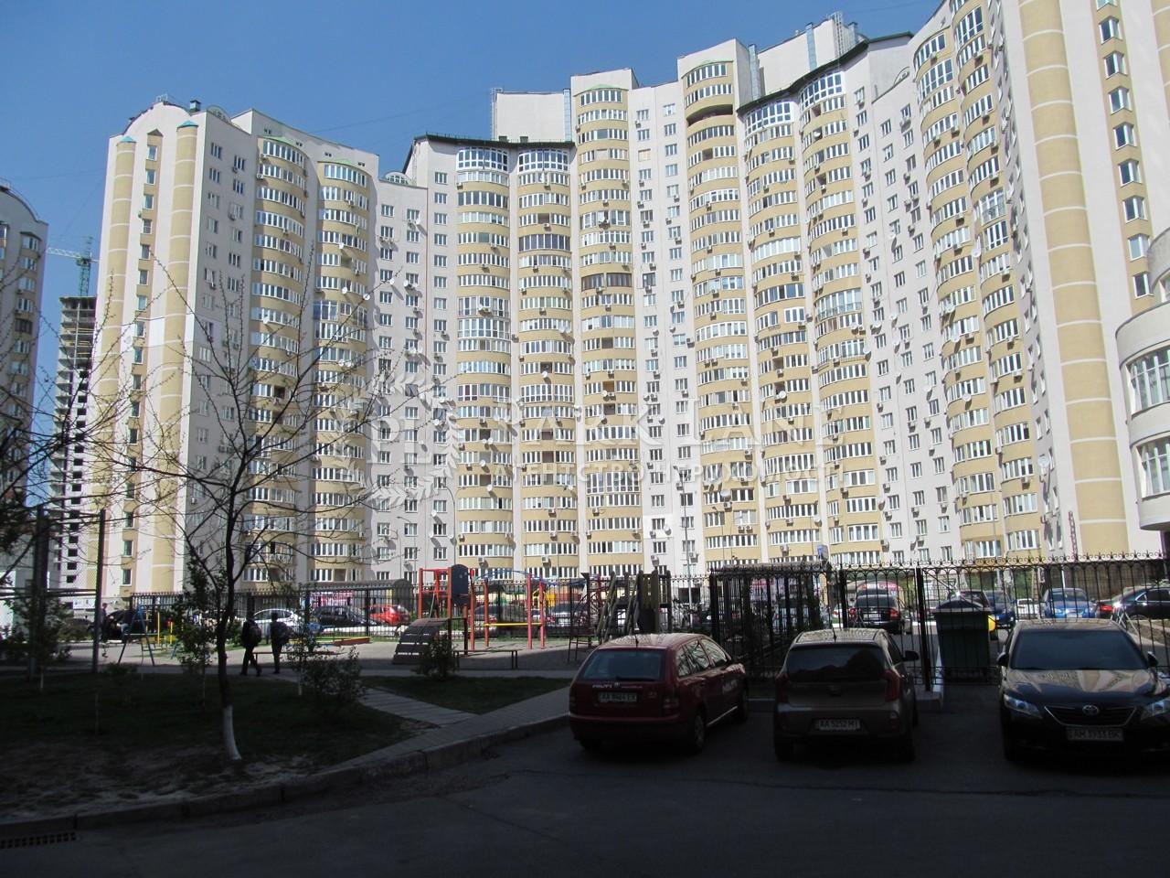 Квартира вул. Дніпровська наб., 23, Київ, R-12374 - Фото 1