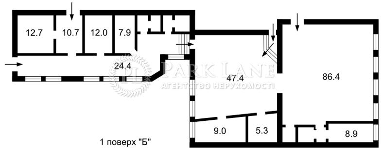 Нежилое помещение, K-20079, Ярославов Вал, Киев - Фото 5