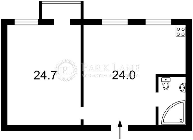 Квартира ул. Михайловская, 24а, Киев, Z-1367353 - Фото 2
