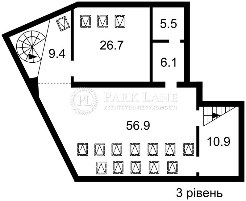 Квартира ул. Константиновская, 1, Киев, Q-1469 - Фото 4