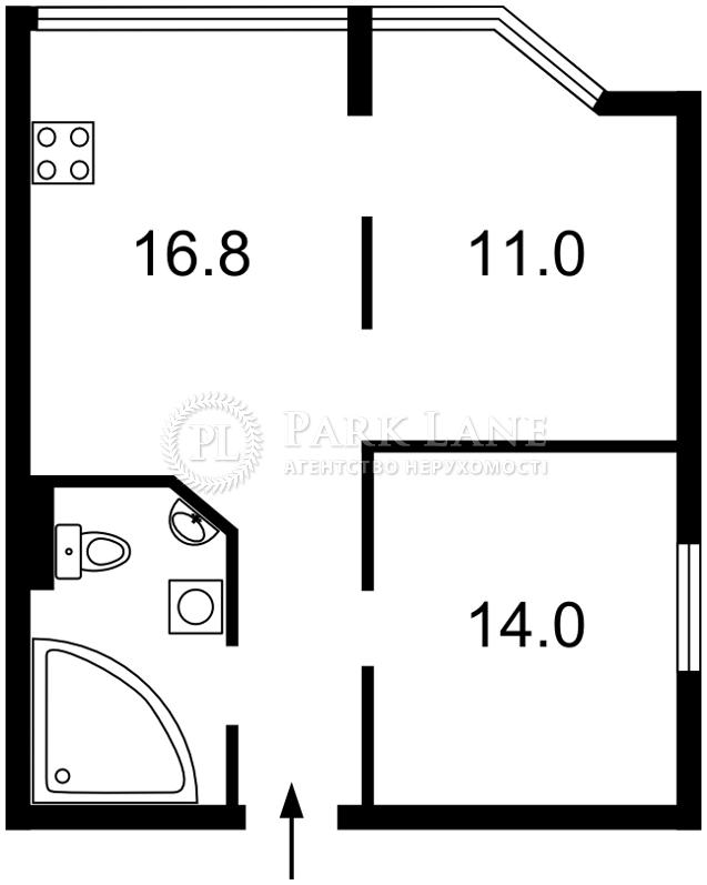 Квартира Z-1000152, Ломоносова, 58, Киев - Фото 5