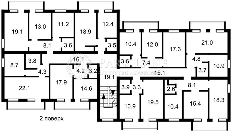 Будинок, K-21125, Петровського (Деснянський), Київ - Фото 3