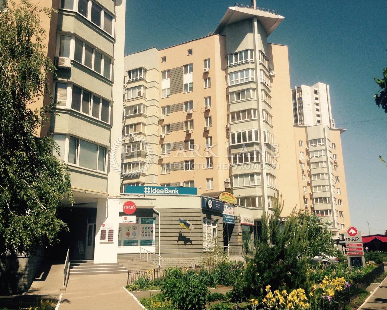 Квартира вул. Окіпної Раїси, 4а, Київ, B-77110 - Фото 31