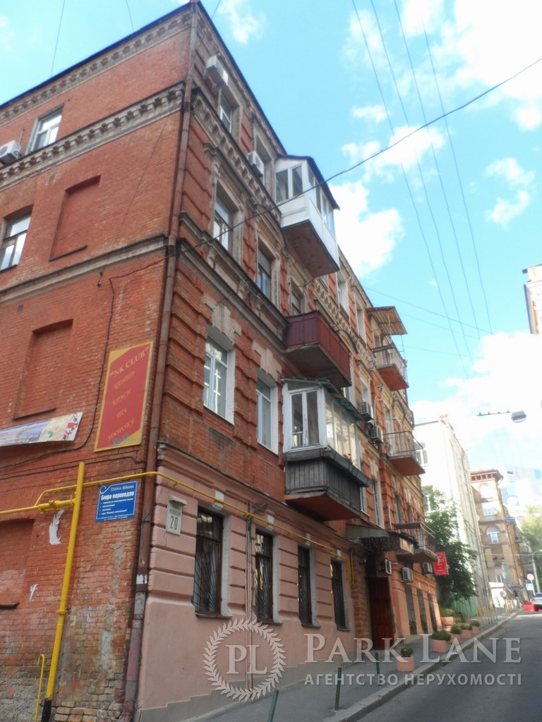 Нежитлове приміщення, Михайлівський пров., Київ, Z-1583672 - Фото 3