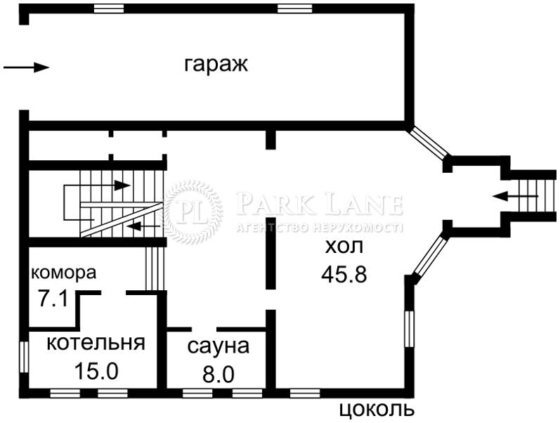 Будинок вул. Садова, Петропавлівська Борщагівка, Z-663778 - Фото 2