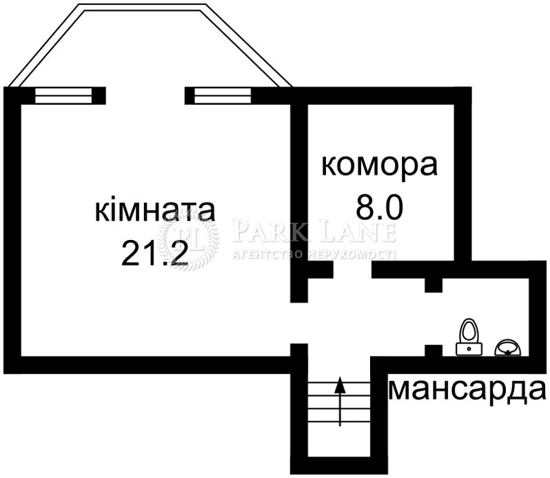 Будинок вул. Садова, Петропавлівська Борщагівка, Z-663778 - Фото 5