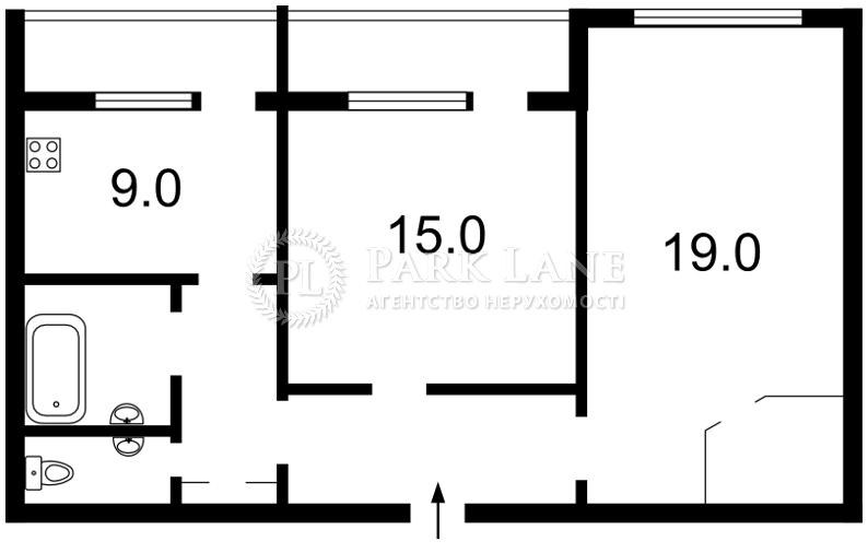 Квартира ул. Владимирская, 73, Киев, X-21445 - Фото 2